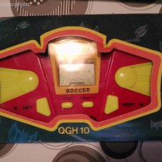 Videojuegos y Consolas: MAQUINITA SOCCER QGH 10 NO GAME WATCH. Lote 56812342