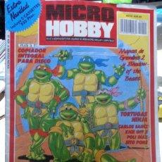 Jeux Vidéo et Consoles: MICRO HOBBY - N° 205 - EXTRA NAVIDAD. Lote 57563418