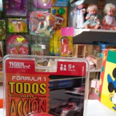 Videojuegos y Consolas: JUEGO ELECTRÓNICO FÓRMULA 1.TIGER AÑO 1999.NUEVO.. Lote 124560858