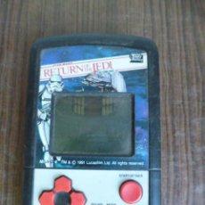 Videojuegos y Consolas: ANTIGUA MAQUINITA DEL RETORNO DEL JEDI,STAR WARS. Lote 58650556