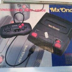Videojuegos y Consolas - CONSOLA MX ONDA COMPATIBLE NES NUEVA A ESTRENAR - 59640075