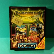 Videojuegos y Consolas: CAJA JUEGOS OCEAN MÁGNUM 4 BATMAN OPERATION WOLF DOUBLE DRAGON AFTER BURNER. Lote 59727963