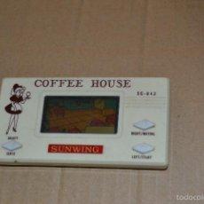 Videojuegos y Consolas: CONSOLA SUNWING COFFEE HOUSE . Lote 59777620