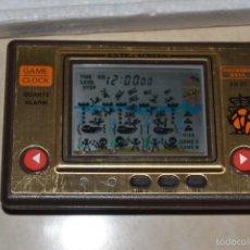 Videojuegos y Consolas: CONSOLA THUNDER BALL GAME CLOCK EXTRA SCREEN. Lote 182042251