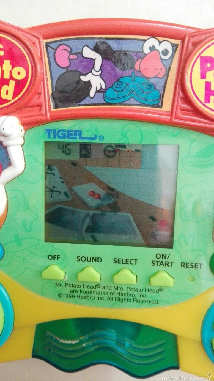 Videojuegos y Consolas: Consola tiger 1989, mr potato, funciona - Foto 2 - 60583850