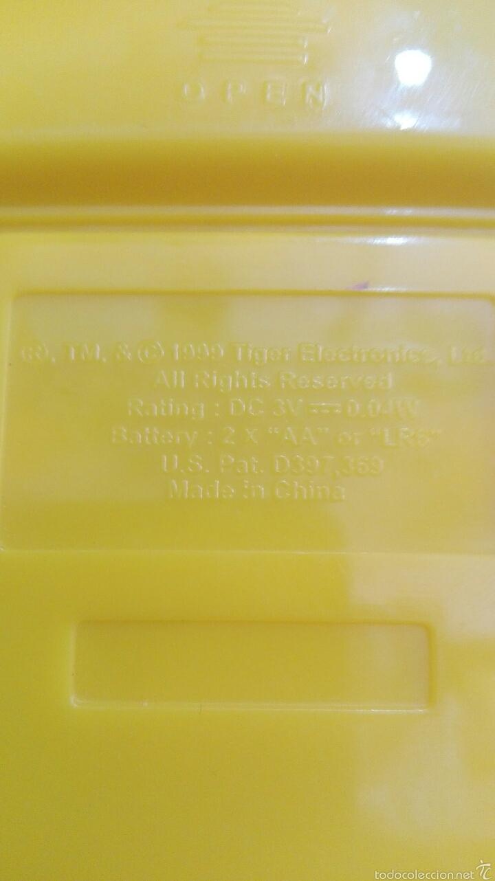 Videojuegos y Consolas: Consola tiger 1989, mr potato, funciona - Foto 4 - 60583850