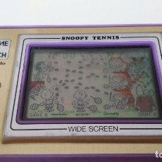 Videojuegos y Consolas: NINTENDO GAME WATCH SNOOPY. Lote 61430583