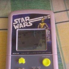 Videojuegos y Consolas: CONSOLA DE VIDEOJUEGO MGA-220, STAR WARS, 1991, MICRO GAMES OF AMERICA, ATAQUE ESTRELLA MUERTE. Lote 61641188