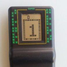 Videojuegos y Consolas: CONSOLA PORTATIL VINTAGE TETRIS BRICK GAME 2001 IN 1 SUPER MOUSE FUNCIONA. Lote 62075912