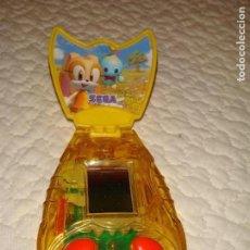Videojuegos y Consolas: PEQUEÑO JUEGO DE BOLSILLO DE LA MARCA SEGA PARA PROMOCIÓN MCDONALD'S 2005. Lote 62309112