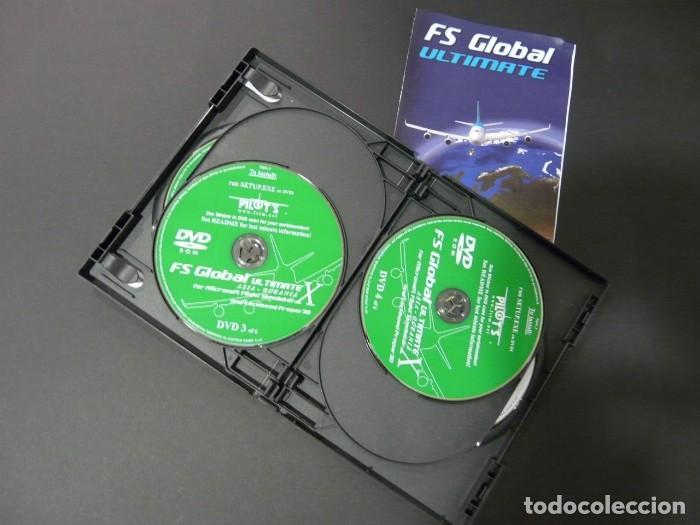 Videojuegos y Consolas: FS GLOBAL ULTIMATE ASIA OCEANÍA 6 DVD - Foto 2 - 62655012