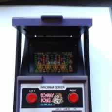 Videojuegos y Consolas: NINTENDO GAME&WATCH PANORAMA DONKEY KONG CIRCUS MK-96 MAGNIFICO ESTADO VER! R4884. Lote 63296528
