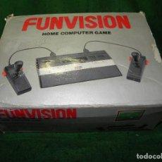 Videojuegos y Consolas: CONSULA FUNVISION EN CAJA. Lote 63591352