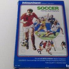 Videospiele und Konsolen - juego para consola intellivision mattel soccer - 63718919