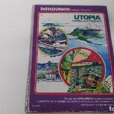 Videospiele und Konsolen - juego para consola intellivision mattel utopia - 63718971
