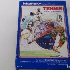 Videospiele und Konsolen - juego para consola intellivision mattel tennis - 63719139