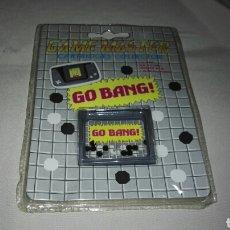 Videojuegos y Consolas: JUEGO GAME MASTER GO BANG ! NUEVO EN SU BLISTER SIN ABRIR. Lote 63776646