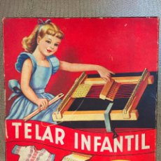 Videojuegos y Consolas: TELAR INFANTIL INVICTA. Lote 63964567