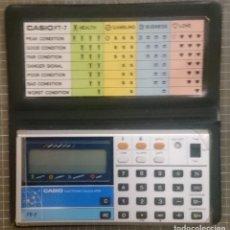 Videojuegos y Consolas: CASIO FT 7 CALCULADORA Y FORTUNE TELLER 1981. Lote 64963379