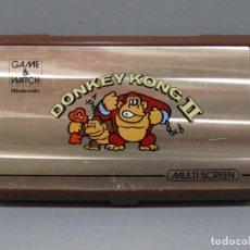 Videojuegos y Consolas: NINTENDO DONKEY KONG II. Lote 64965343