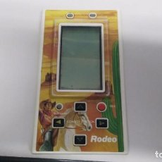 Videojuegos y Consolas: ANTIGUA MAQUINITA GAME WATCH RODEO . Lote 67322469