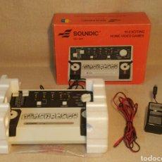 Videojuegos y Consolas: ANTIGUA CONSOLA SOUNDIC SD-061 AÑO 1979. Lote 218651737