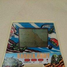 Videojuegos y Consolas: BORDER ARMY DE CASIO 1987 MÁQUINA VINTAGE. Lote 68268613