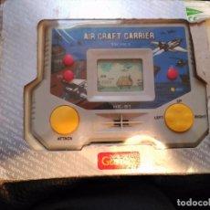 Videojuegos y Consolas: MAQUINITA AIR CRAFT CARRIER DE TRONICA NO GAME WATCH NUEVA A ESTRENAR EN CAJA. Lote 68377601