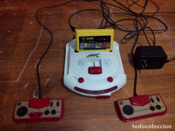 Consola Family Game Gamix Comprar Videojuegos Y Consolas