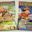 Videojuegos y Consolas: LOTE 2 REVISTAS OK SUPER CONSOLAS Nº 3 Y 12, NINTENDO,SEGA,GAMEBOY,MEGA DRIVE,NEO GEO..... Lote 68992793