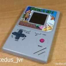 Videojuegos y Consolas: BRICK 4 IN 1 GAME MAQUINITA JUEGO ELECTRÓNICO VINTAGE PORTÁTIL BLOCK COLUMN TETRIS HANDHELD. Lote 69099237
