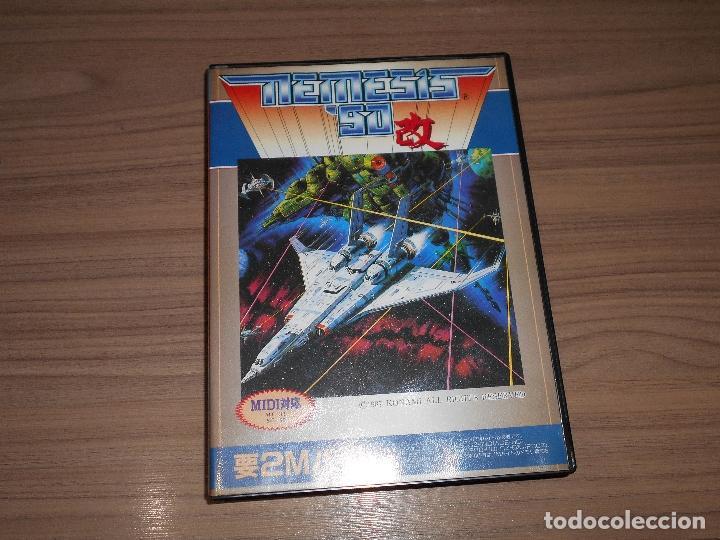 NEMESIS 90 COMPLETO X68000 KONAMI GRADIUS 90 KONAMI (Juguetes - Videojuegos y Consolas - Otros descatalogados)
