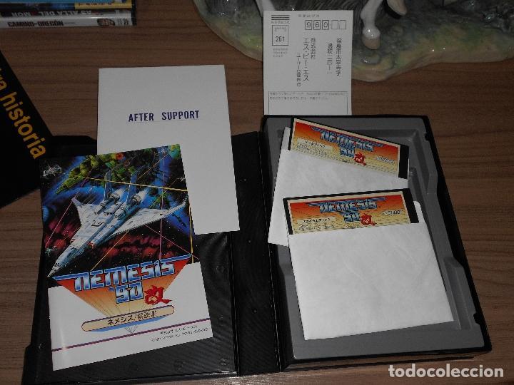 Videojuegos y Consolas: NEMESIS 90 Completo X68000 Konami GRADIUS 90 Konami - Foto 3 - 70493645