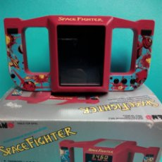 Videojuegos y Consolas: SPACEFIGHTER YENO VIDEO JUEGO NUEVO ELECTRONIC SPACE BATTLE SPACE FIGHTER ANTIGUO VIDEOJUEGO. Lote 71058957