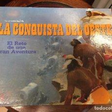 Videojuegos y Consolas: JUEGO DE MESA LA CONQUISTA DEL OESTE - FACTOR GAMES - NAC - COMPLETO,, DESCATALOGADO. Lote 71433659