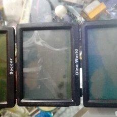 Videojuegos y Consolas: LOTE 3 CARTUCHOS JUEGOS CONSOLA. Lote 71449005
