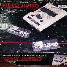 Videojuegos y Consolas: VIDEOCONSOLA AÑOS 80. Lote 72817095