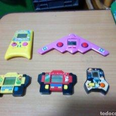 Videojuegos y Consolas: LOTE MAQUINITAS RECREATIVAS. CONSOLAS PEQUEÑAS. Lote 75050883