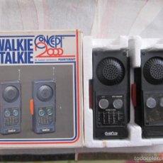 Videojuegos y Consolas: M69 JUEGO DE WALKIE TALKIES EN CAJA AÑOS 70-80 . Lote 75781879