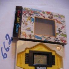 Videojuegos y Consolas: ANTIGUA CONSOLA TENNIS NUEVA EN SU CAJA FUNCIONANDO. Lote 75922539