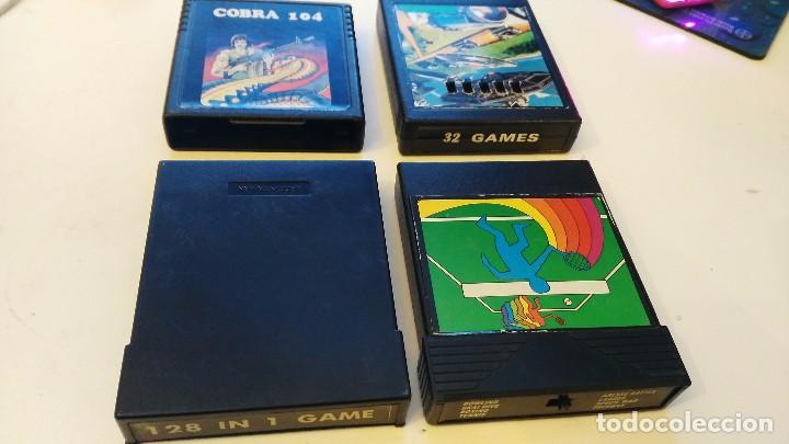 COBRA 104 - 128 IN 1 GAME - 32 GAMES - OTRO (Juguetes - Videojuegos y Consolas - Otros descatalogados)