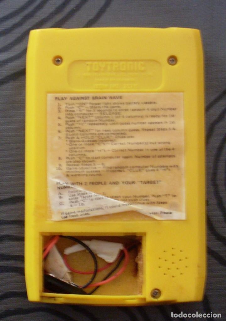 Videojuegos y Consolas: Toytronic Brain Wave - Foto 2 - 76684243