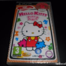 Videojuegos y Consolas: PRECINTADO JUEGO PSP PLAYSTATION PORTABLE HELLO KITTY PUZZLE PARTY. Lote 76735735