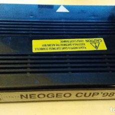 Videojuegos y Consolas: NEO GEO CUP 98 MVS NEO GEO ARCADE CARTUCHO PROBADO. Lote 76788515