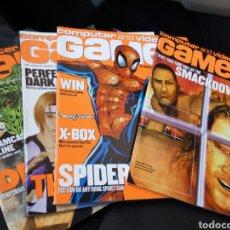 Videojuegos y Consolas: COMPUTER AND VIDEO GAMES. REVISTA INGLESA DE VIDEOJUEGOS. AÑO 2000. VER DESCRIPCIÓN. NUEVAS.. Lote 78900229