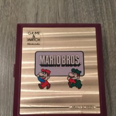 Videojuegos y Consolas: MARIO BROS GAME & WATCH MULTI SCREEN. Lote 79791155