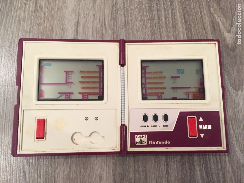 Videojuegos y Consolas: MARIO BROS GAME & WATCH MULTI SCREEN - Foto 2 - 79791155