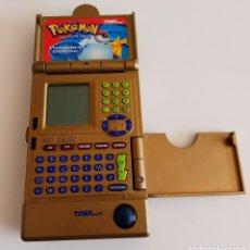 Videojogos e Consolas: POKÉDEX DELUXE POKÉMON HAZTE CON TODOS, 2001 TIGER NINTENDO. Lote 80637914