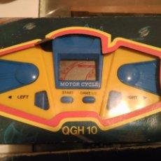 Jeux Vidéo et Consoles: MAQUINITA GAME WATCH QGH 10 MOTOR CYCLE NUEVA EN CAJA A ESTRENAR. Lote 81134180
