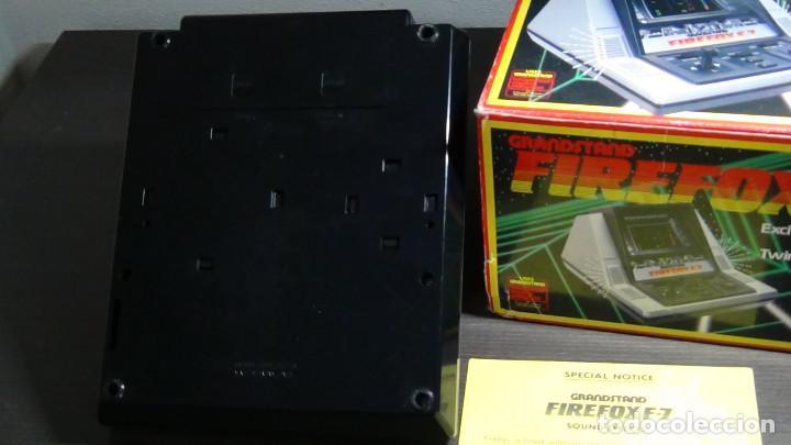 Videojuegos y Consolas: Juego electrónico Grandstand Firefox F-7 con su caja- Japón 1983 - FUNCIONANDO - VER VIDEO - Foto 13 - 82098080